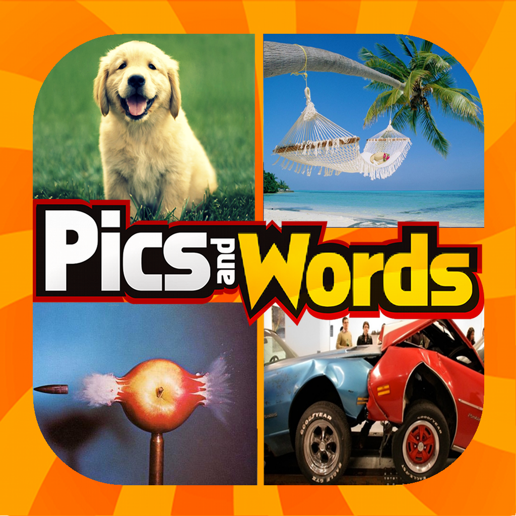 Pics and Words - 4 Pics 1 Word…