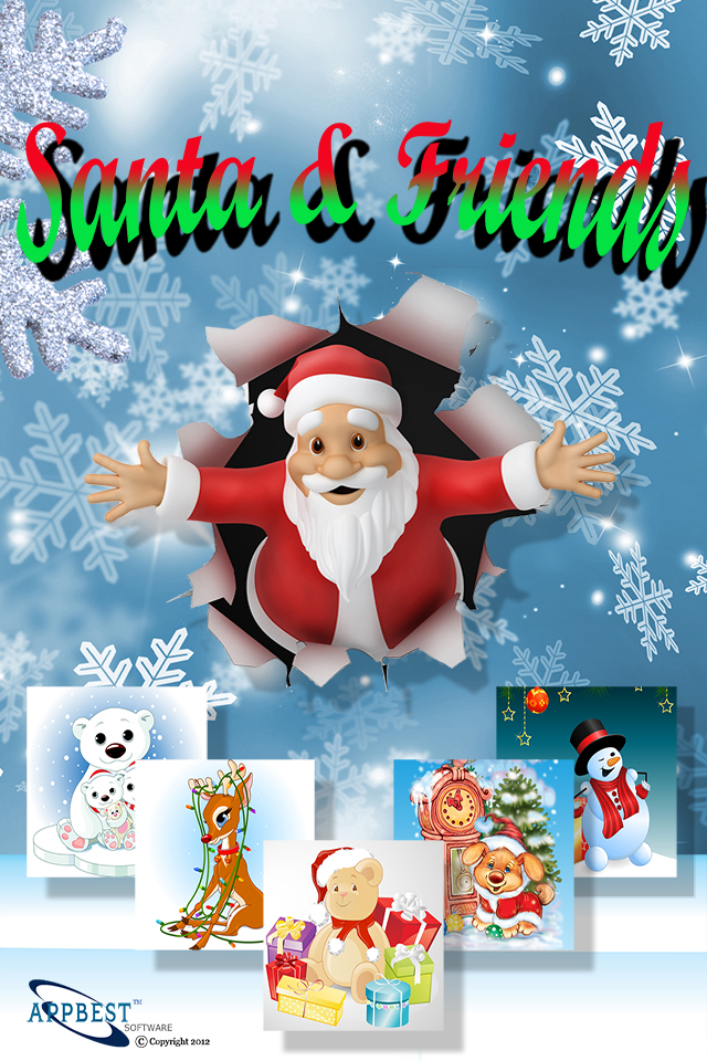 Screenshot Santa & Friends – Christmas Puzzle