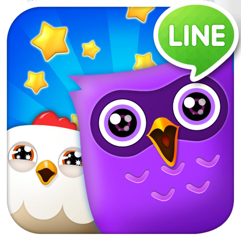 LINE Birzzle Friends